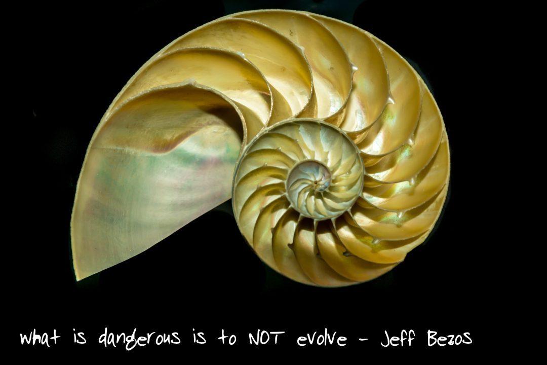 Danger of Evolving