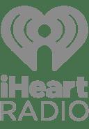 A single colored graphic of the iHeartRadio logo
